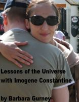 Cover for 'Lessons of the Universe with Imogene Constantine'