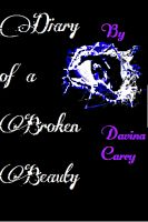 Cover for 'Diary of a Broken Beauty'
