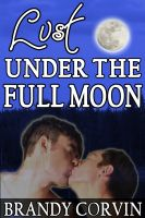 Cover for 'Lust Under the Full Moon'