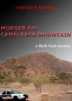 Cover for 'Murder on Camelback Mountain'