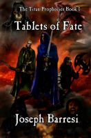 Cover for 'The Titan Prophecies Book 1: Tablets of Fate'