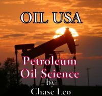 Cover for 'Petroleum Oil Science'