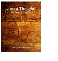 Cover for 'Just a Thought  The Book of Thoughts'