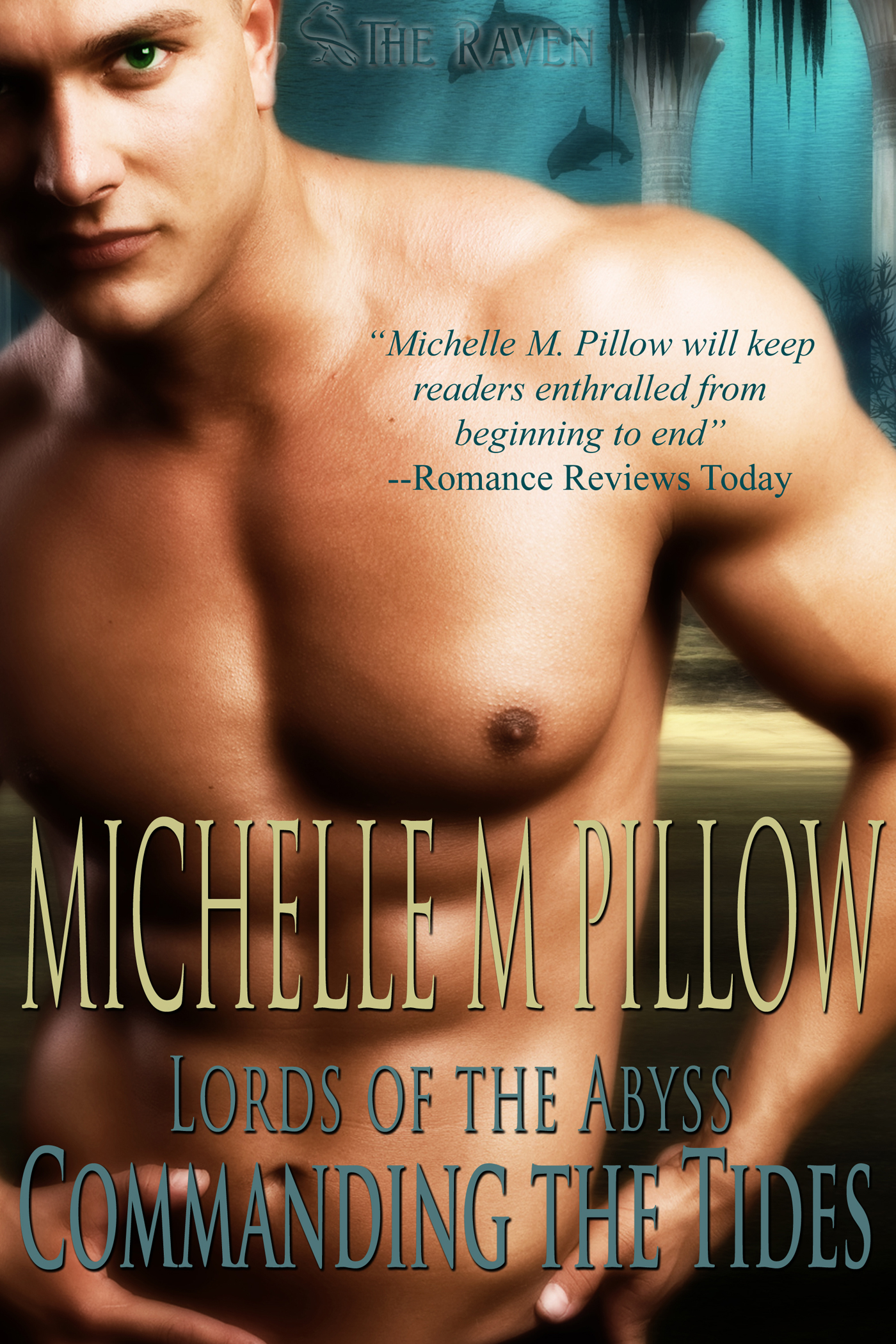 Michelle M. Pillow - Commanding the Tides (Lords of the Abyss II)