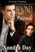 Cover for 'Beyond Friends'