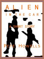 Cover for 'Alien In The Car'