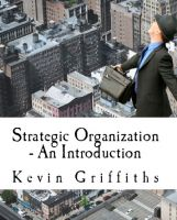 Cover for 'Strategic Organization - An Introduction'