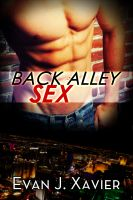 Cover for 'Back Alley Sex (Sin City Gay Erotic Tales #1)'