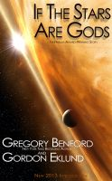 Cover for 'If The Stars Are Gods'