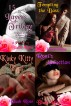 Blush Rose's BDSM collection: 15 Layers Trilogy, Tempting the Boss, Kinky Kitty Kept, Roni's Abduction by Blush Rose