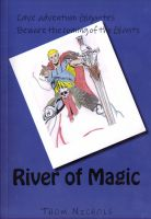 Cover for 'River of Magic'
