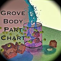Cover for 'Grove Body Part Chart'