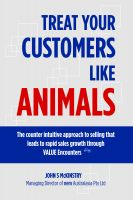 Cover for 'Treat Your Customers like Animals'