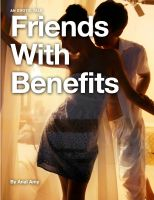 Cover for 'Friends With Benefits: Two Erotic Tales'