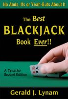 Cover for 'The Best Blackjack Book Ever!!'