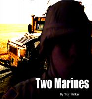 Cover for 'Two Marines'
