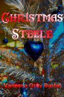 Cover for 'Christmas Steele, A Lacy Steele Mystery Bonus Novella'