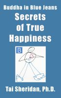 Cover for 'Secrets of True Happiness'