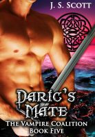 J. S. Scott - Daric's Mate (Book Five: The Vampire Coalition)