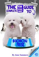 Cover for 'The Complete Guide To Bichon-Frise'