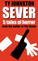 Cover for 'Sever: five tales of horror'