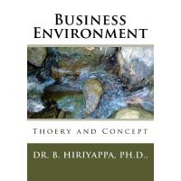 Cover for 'Business  Environment'