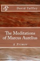 Cover for 'The Meditations of Marcus Aurelius: A Primer'
