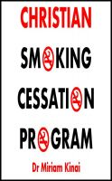 Cover for 'Christian Smoking Cessation Program'