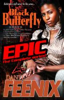 Cover for 'Black Butterfly EPIC: The Complete Series in One'