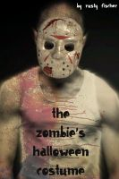 Cover for 'The Zombie's Halloween Costume: A YA Paranormal Story'