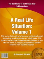 Cover for 'A Real Life Situation Volume 1'