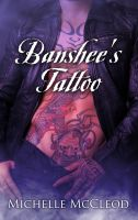 Cover for 'Banshee's Tattoo Paranormal Erotica'