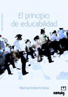 Cover for 'El Principio de Educabilidad'