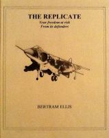 Cover for 'The Replicate'