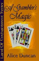 Cover for 'A Gambler's Magic'