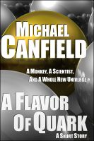 Cover for 'A Flavor of Quark'