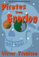 Cover for 'Pirates from Gnorlon'