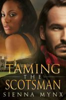 Cover for 'Taming the Scotsman'