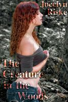 Cover for 'The Creature in the Woods (Monster Breeding Erotica)'