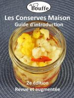 Cover for 'JeBouffe Les Conserves Maison'