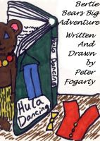 Cover for 'Bertie Bear's Big Adventure'