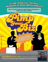 Cover for 'Pimp Your Biz'