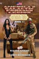 Cover for 'America's Galactic Foreign Legion Book 17, Randal Telk and the 396 Steps to Sexual Bliss'
