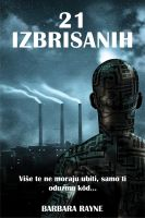 Cover for '21 Izbrisanih'