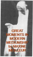 Cover for 'Great Moments of Modern Mediumship'