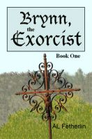 Cover for 'Brynn, the Exorcist'