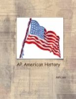 Cover for 'AP American History'