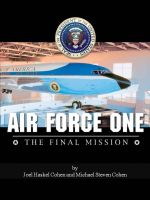 Cover for 'Air Force One: The Final Mission'