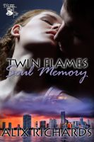 Cover for 'Twin Flames: Soul Memory'