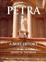 Cover for 'Petra: A Brief History'